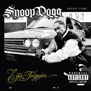 ego-trippin Snoop Dogg