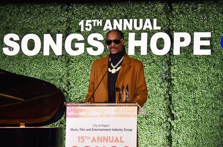 Snoop Dogg City of Hope
