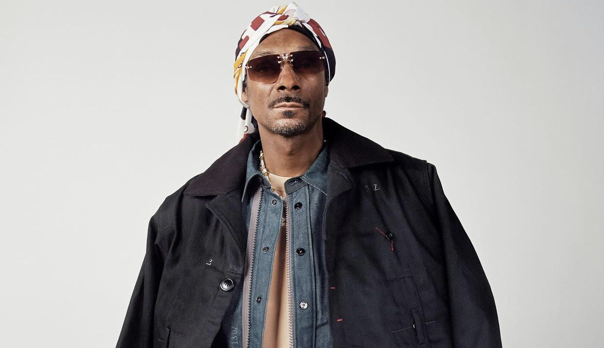 """SNOOP DOGG TEAMS UP WITH G-STARR FOR """"SAY IT WITCHA BOOTY"""" CAMPAIGN"""